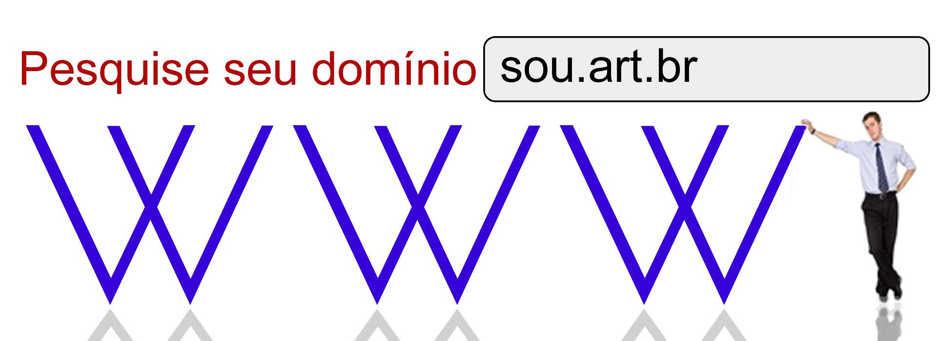 Opçoes de registro dominio no brasil